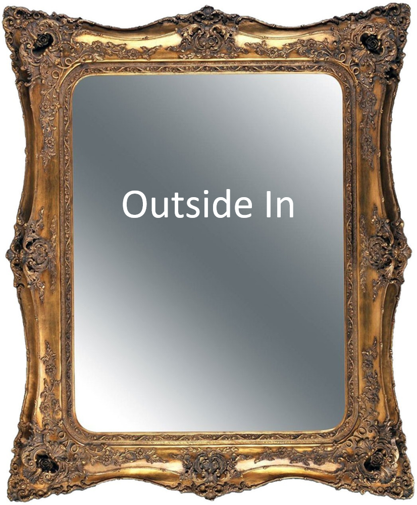Outside In – the Magic Mirror
